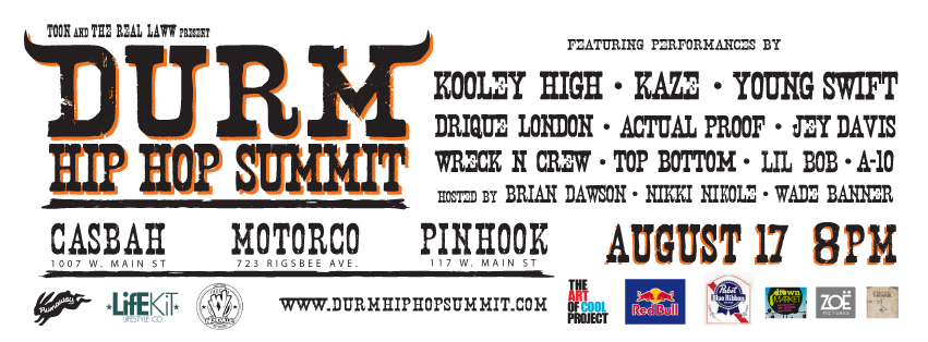 DURM HIP HOP SUMMIT - FB BANNER