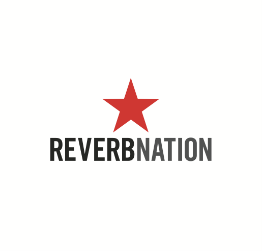 ReverbNation white logo